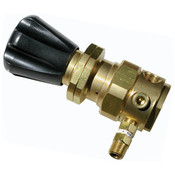 Panel Mount Low Pressure Air Regulator 350PSI