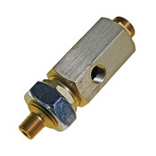 Low Pressure Adjustable Regulator 0-250PSI