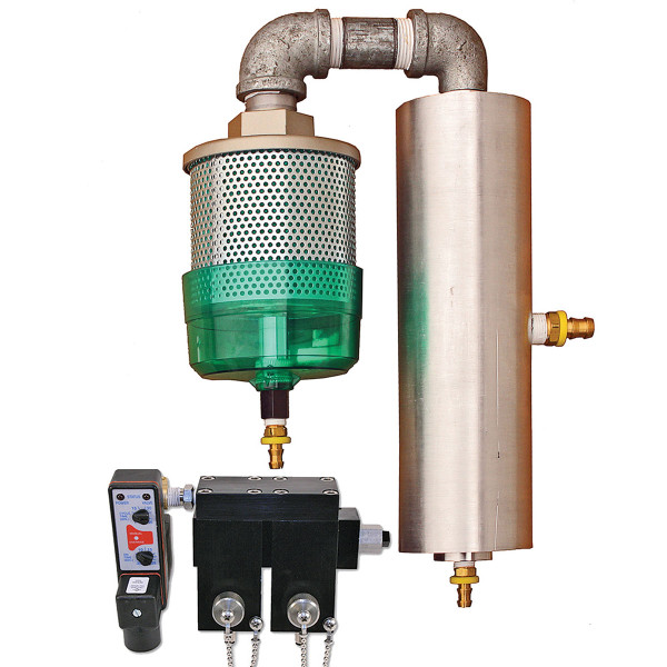 Automatic Condensate Drain System 3