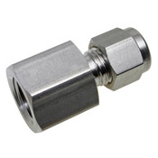 "Connector 1/4"" FNPT X 1/4"" TUBE Fitting"