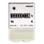 Hour Meter 120VAC Surface Mount