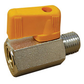 "Parker Mini Ball Air Valve 1/4"" NPT"