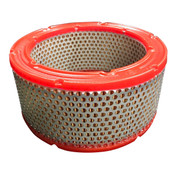 Bauer OEM Air Intake Filter Red K18
