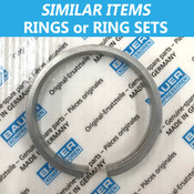 Bauer Utilus 2nd Stage Ring Set