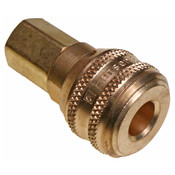 Brass Quick Coupler HANSEN 2000PSI