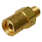 SAF350 Safety Relief Valve 350PSI with 1/4 MNPT