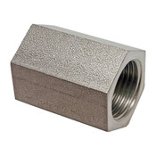 STAINLESS STEEL CGA347 NUT 5500PSI