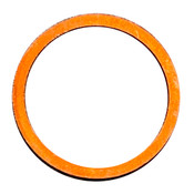 Copper Gasket for VAL1 CGA347 SCBA Cylinder Valve