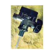 SCBA VALVE CGA346 W/.750-16 VALVE THREADS
