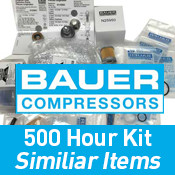 Bauer Maintenance Kits - 500 hours