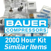 Bauer Maintenance Kits - 2000 hours