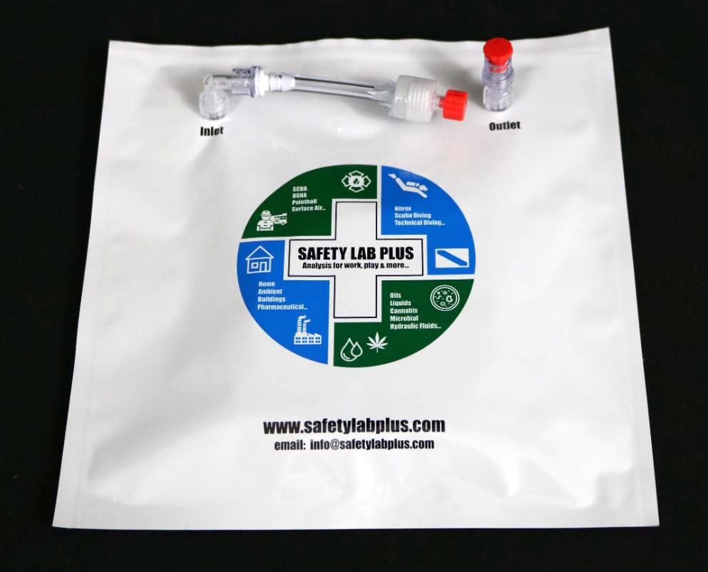 Breathing Air Systems - Safety Lab Plus - Air Test Kit